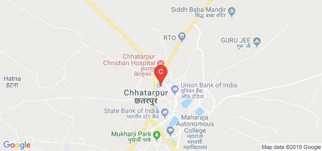 Doodhnath Road, Naya Mohalla, Chhatarpur, Madhya Pradesh, India