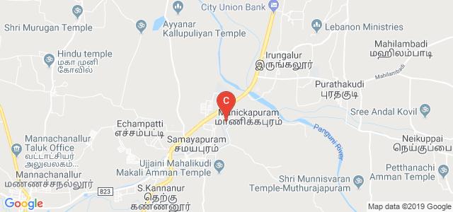 Dhanalakshmi Srinivasan Institute of Technology, Chennai - Theni Highway, Samayapuram, Tiruchirappalli, Tamil Nadu, India
