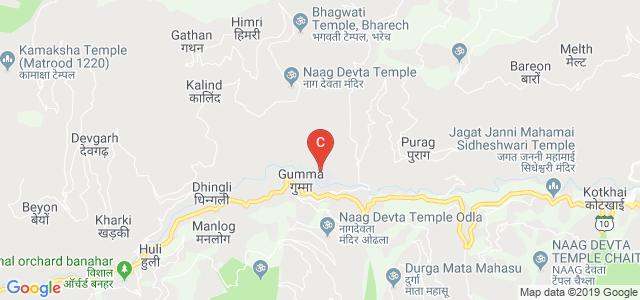 Atal Bihari Vajpayee Government Institute of Engineering & Technology, Pragati Nagar, Gumma, Himachal Pradesh, India