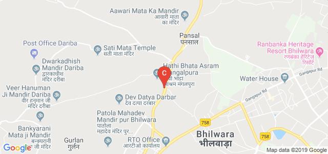 Bhilwara, Rajasthan 311001, India