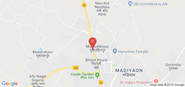 Bora Institute of Allied Health Sciences, Sitapur Road, Govind Puram, Mubarakpur, Uttar Pradesh, India
