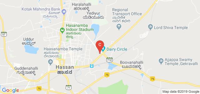 Government Engineering College, Hassan, Shankaripuram, Hassan, Karnataka, India