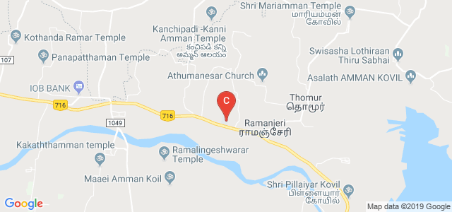 Jaya Institute of Technology, NH 205, Kanchipadi, Tamil Nadu, India
