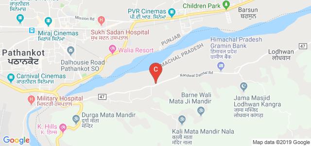 Vaishno College of Engineering, Kandwal Damtal Road, Thapkor, Kangra, Himachal Pradesh, India
