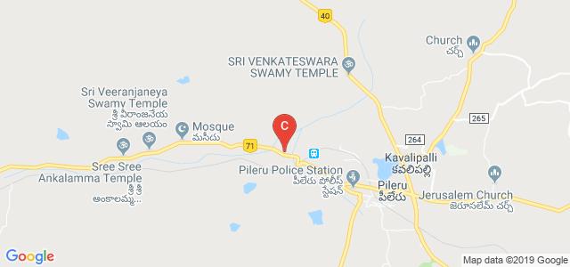 S.G. Govt. Degree College, Government Degree College, Bodumalluvaripalle, Andhra Pradesh, India
