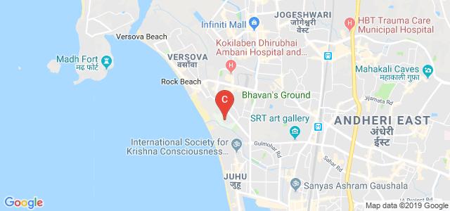 Rajiv Gandhi Institute of Technology, Gharkul Society, Bharat Nagar, Versova, Andheri West, Mumbai, Maharashtra, India