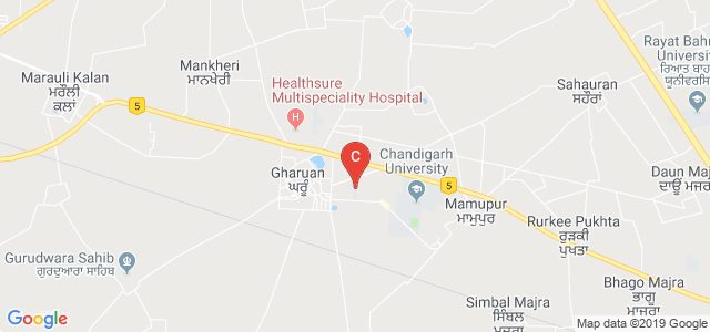 Adesh Institute Of Technology, Gharuan, Punjab, India