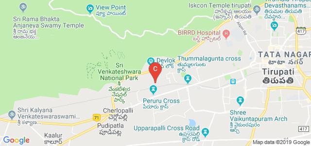 Sri Venkateswara Agricultural College, Gandhi Road, Prakasam Nagar Colony, Sri Padmavati Mahila Visvavidyalayam, Tirupati, Andhra Pradesh, India