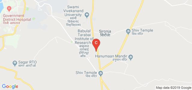 Babulal Tarabai Institute of Research and Technology, Sironja, Sagar, Madhya Pradesh, India