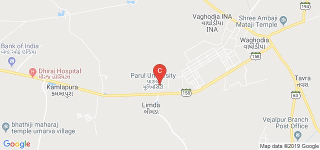 Parul Institute of Nursing, Vadodara, Gujarat, India