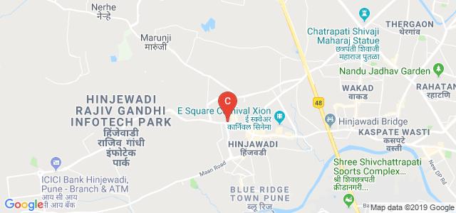 Hinjewadi Phase I, Phase 2 Road, Hinjewadi Rajiv Gandhi Infotech Park, Pimpri-Chinchwad, Pune, Maharashtra, India
