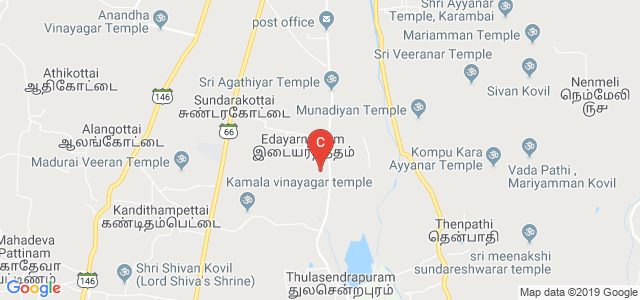ARJ College of Engineering and Technology, Edayarnatham, Tamil Nadu, India