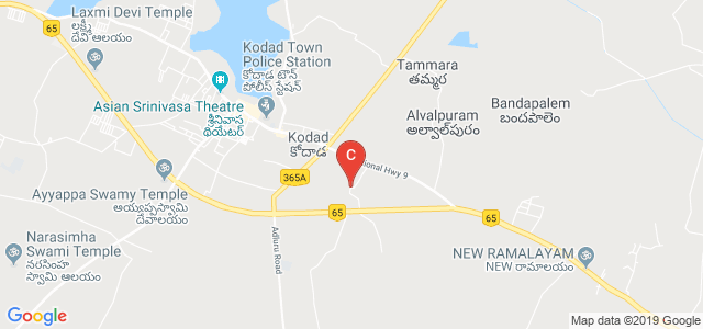 Sana Engineering College And City Central iit and medical Academy, Kodad, Telangana, India