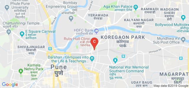 Modern Education Society's College of Engineering, Sangamvadi, Pune, Maharashtra, India