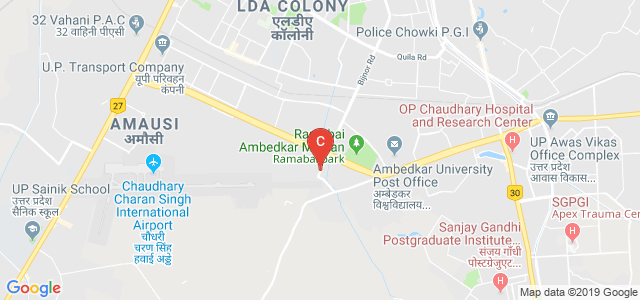 Azad Institute of Engineering & Technology, IT Crossing, Lucknow, Uttar Pradesh, India