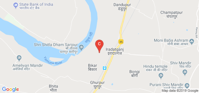 Krishnarpit Institute of Pharmacy, Rewa Rd, Allahabad, Uttar Pradesh, India