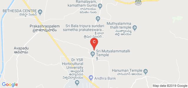 Sri Venkateswara Institute of Science and Information Technology, Venkataramanagudem Road, Andhra Pradesh, India
