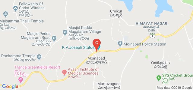 Joginapally B.R. Pharmacy College, Hyderabad, Ranga Reddy, Telangana, India
