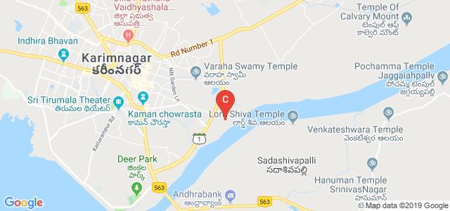 Vivekananda Institute of Technology and Science, VITS Lane, Housing Borad Colony, Karimnagar, Telangana, India