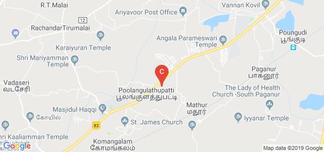 Shivani Engineering College, ION Digital Zone, Poolangulathupatti, Tamil Nadu, India