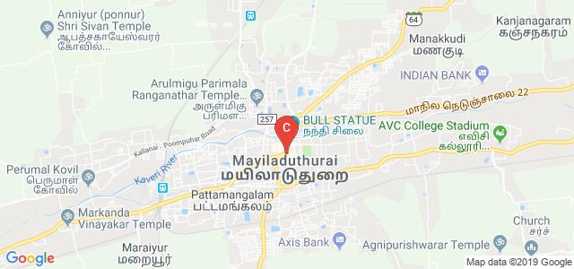 A.V.C. COLLEGE (Autonomous), Mannampandal, Mayiladuthurai, Tamil Nadu, India