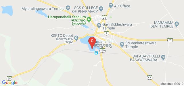 S.c.s College Of Pharmacy.Harapanahalli., Harpanahalli, Karnataka, India