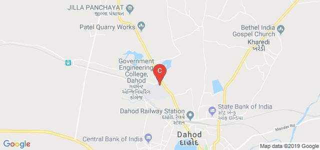 Government Engineering College, Dahod, Dahod, Gujarat, India
