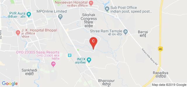Bhabha Engineering Research Institute, Jatkhedi, Bhopal, Madhya Pradesh, India
