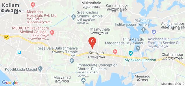 Mannam Memorial NSS College, Kollam, Thazhuthala, Kerala, India