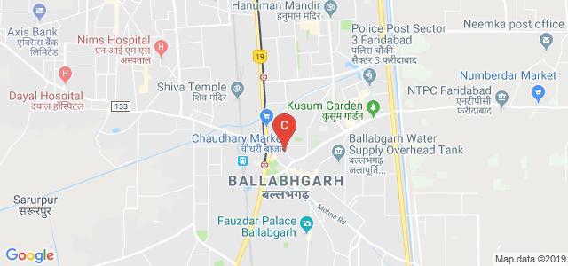 Satya Groups Of Institutions ( Admission Office ), Natthu Colony, Ballabhgarh, Faridabad, Haryana, India