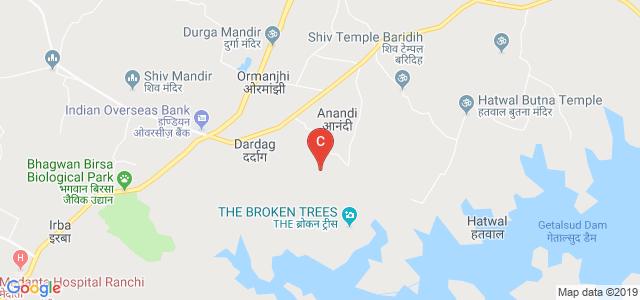 RTC Institute of Technology, Anandi, Ranchi, Jharkhand, India