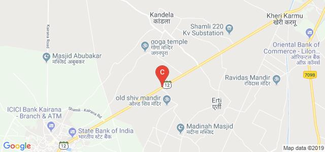 Roorkee Engineering and Management Technology Institute, Shamli - Kairana Road, Shamli, Uttar Pradesh, India