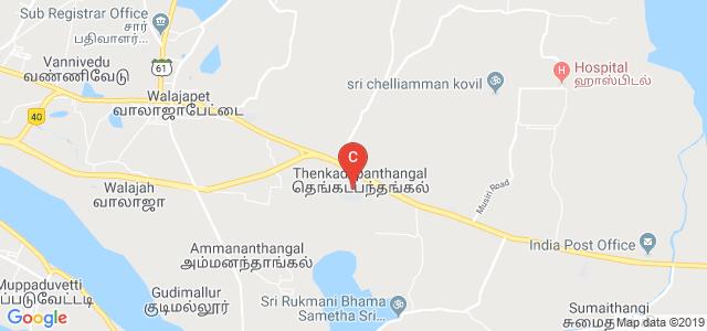 Ranippettai Engineering College, Thenkadapanthangal, Vellore, Tamil Nadu, India