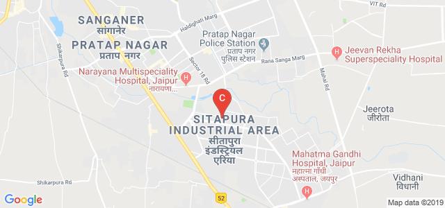 Global Institute of Technology, IT Park Road, EPIP, Sitapura, Jaipur, Rajasthan, India