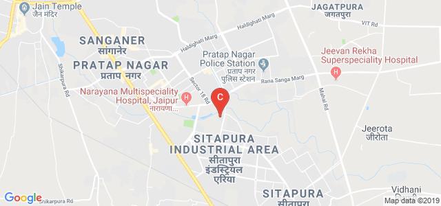 BMIT College East Campus, Sitapura Industrial Area, Sitapura, Jaipur, Rajasthan, India