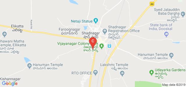 VishwaBharathiJuniorCollege, RTC Colony Road Yagna Digit, Shadnagar, Telangana, India