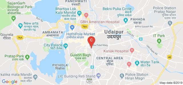 Bhupal Nobles Law College, Railway Station Road, Udaipole, Ganesh Ghati, Udaipur, Rajasthan, India
