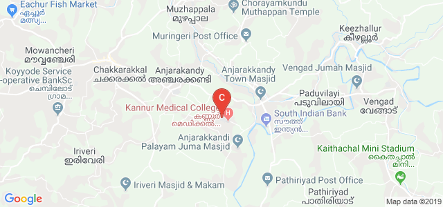 Malabar Institute of Technology, Kannur Medical College Road, Anjarakandy, Kannur, Kerala, India
