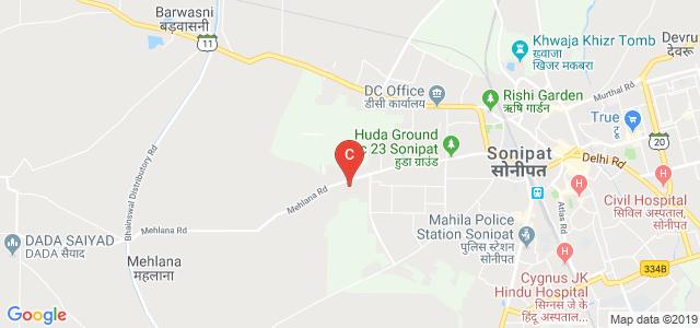 Sonipat, Haryana 131001, India