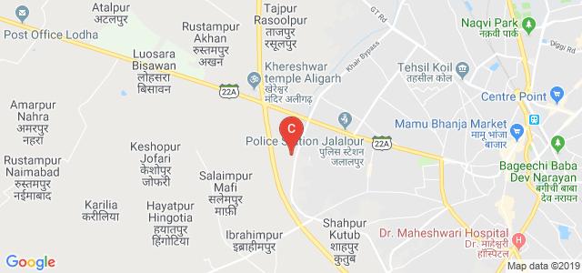 Vivekananda College of Technology and Management, Aligarh, Wajidpur Nada, Aligarh, Uttar Pradesh, India