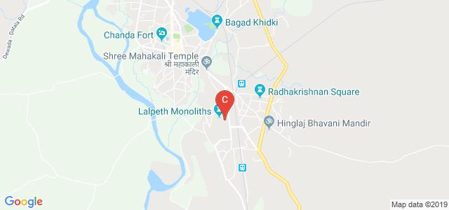 Rajiv Gandhi College of Engineering, Research and Technology, Chandrapur, Ballarshah Road, Babupeth, Chandrapur, Maharashtra, India