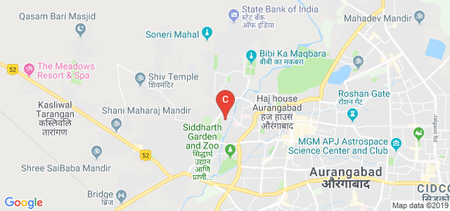 P.E.S College Of Engineering, Panchakki Road, Nagsenvan, Aurangabad, Maharashtra, India