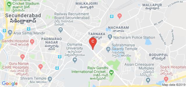 CSIR - Indian Institute of Chemical Technology, Uppal Road, IICT Colony, Tarnaka, Hyderabad, Telangana, India