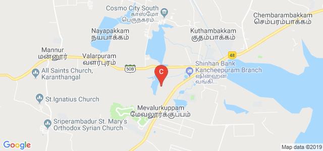 Sakthi Mariamman Engineering College, Mevalurkuppam, Tamil Nadu, India