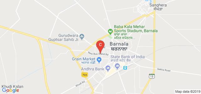 New Bus Stand Road, Sas Nagar, Barnala, Punjab, India