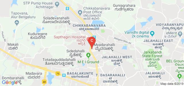 Sapthagiri College of Engineering, Hesarghatta Main Road, Chikkasandra, Jalahalli West, Bengaluru, Karnataka, India