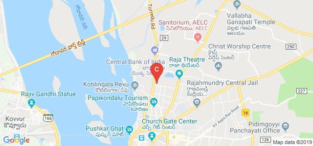 Rajiv Gandhi College Of Pharmacy, Luthergiri, Rajahmundry, Andhra Pradesh, India