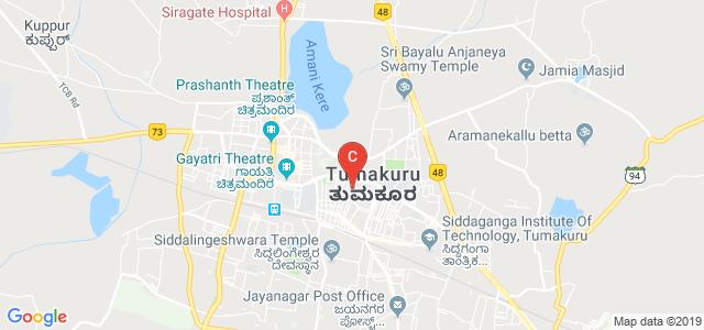 Sree Siddaganga Institute Of Nursing Sciences And Research Center, B. H. Road, Ashok Nagar, Tumakuru, Karnataka, India