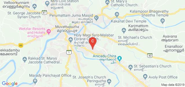 Nirmala College of Pharmacy , Muvattupuzha, Nirmala college Road, Kizhakkekara, Muvattupuzha, Kerala, India