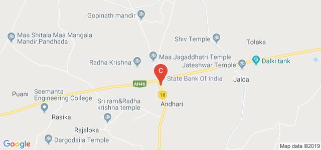 Jharpokharia, Ghiajodi, Mayurbhanj, Odisha 757086, India